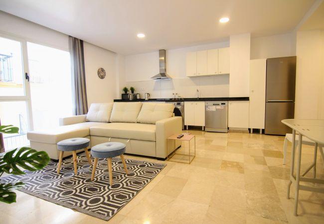 Appartement à Cádiz - Apartamento C4R ALMIRANTE Apodaca