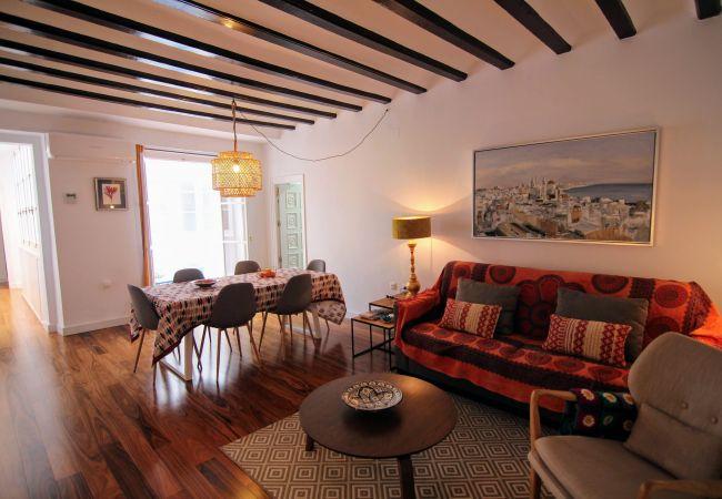 Appartement à Cádiz - Casa La HIERBABUENA Cádiz