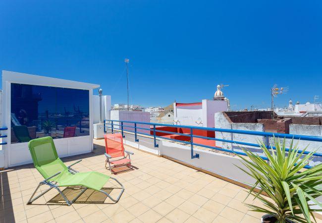 Appartement à Cádiz - El Mirador del CAMPANARIO